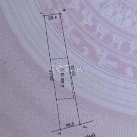 Ccbán Lô Đất Vị Trí Đẹp X.tóc Tiên Tx Phú Mỹ 186M²- Ảnh 4