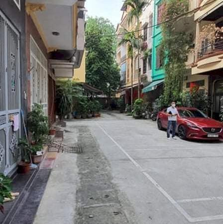 Bán Nhà Phân Lô Cán Bộ HV An Ninh, ÔTô , Gần Phố Trần Phú, diện tích 45m2.- Ảnh 1