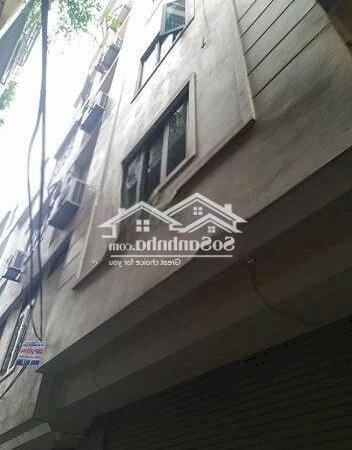 Nhà 46M2X 4 Tầng Tại Lê Quang Đạo, Ôtô Tránh Nhau- Ảnh 1