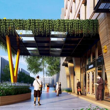 Building mặt tiền Phú Nhuận, 20x26m, 2 hầm 10 tầng ~5.400m2 sàn. Cho thuê 1.2 tỷ/tháng.- Ảnh 3