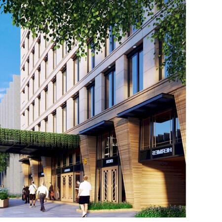 Building mặt tiền Phú Nhuận, 20x26m, 2 hầm 10 tầng ~5.400m2 sàn. Cho thuê 1.2 tỷ/tháng.- Ảnh 4