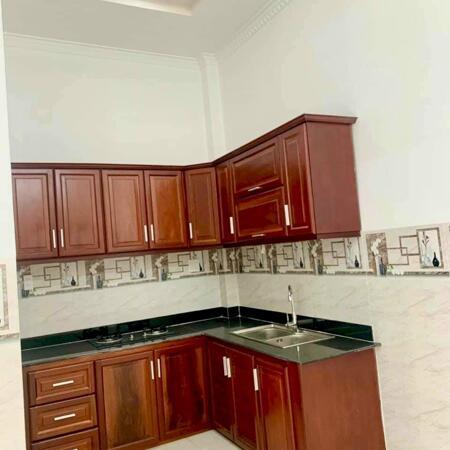 Bán nhà mới tuyệt đẹp 3 lầu hẻm 1 Lý Tự Trọng kế công viên Lưu Hữu Phước- Ảnh 4