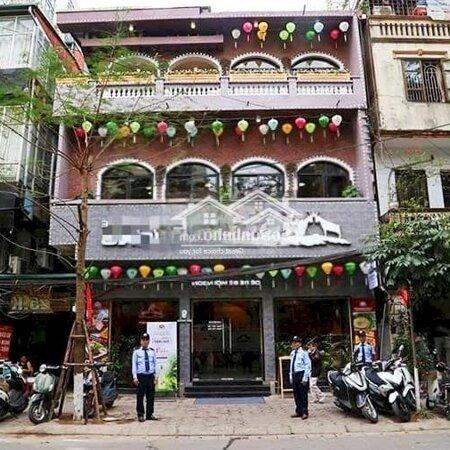 Nhà Mặt Phố Trương Định, Hai Bà Trưng, Hà Nôi 250M- Ảnh 1