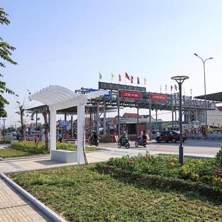 Bán đất nền mặt tiền đường quốc lộ 1A giá rẻ nhất thị trường -EPIC TOWN Điện Thắng- sổ đỏ công chứng ngay- Ảnh 5