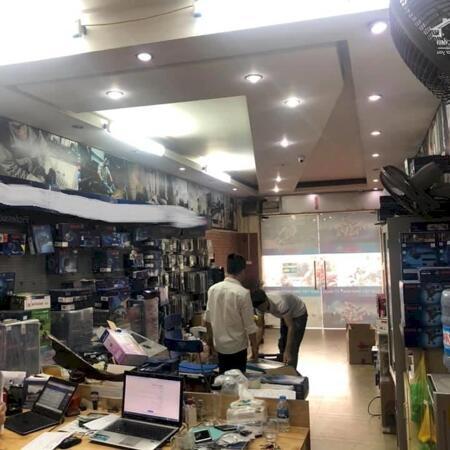 Bán mặt đường Giải Phóng, Thanh Xuân ô tô, kinh doanh 80m2*5T, Mt5.5m, hơn 20 tỷ- Ảnh 3
