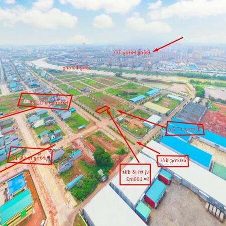Đất nền Sổ đỏ lâu dài, 119m2 mặt tiền trung tâm TP Móng Cái- Ảnh 1