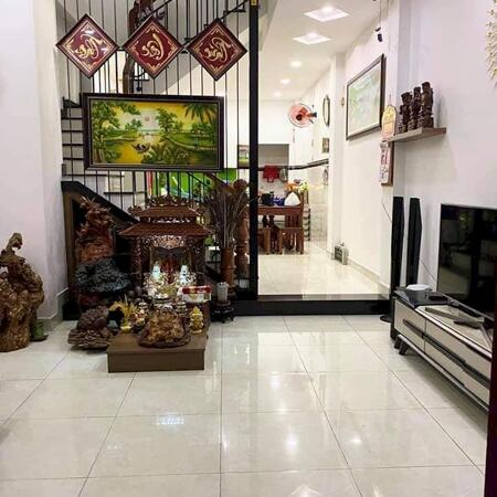 [Duy nhất] Vườn Lài – Tân Phú 4 tầng BTCT – HXT – Nhà đẹp mới – 60m2- Ảnh 1