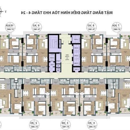 Vimefulland Phạm Văn Đồng ra mắt 249 căn hộ cao cấp với diện tích căn hộ đa dạng- Ảnh 1