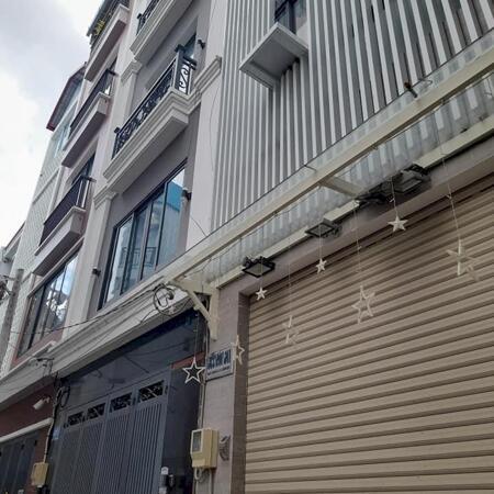 Nhà mới tặng full nội thất đẹp HXH Lý Thường Kiệt, 4 lầu, 5PN, 5WC, giá 7.4 tỷ TL- Ảnh 1