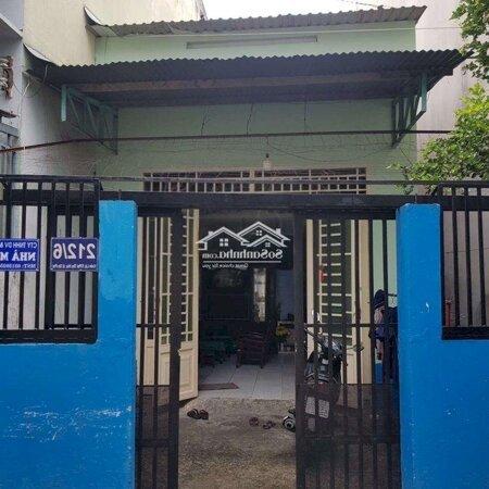 Nhà Hẻm Cấp 4 Vườn Lài. Tân Phú- Ảnh 6