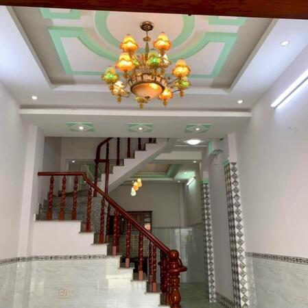 Bán nhà đường Mai Xuân Thưởng, Quận 6, 4 lầu, 5.9 tỷ.- Ảnh 1