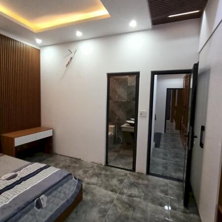 Bán nhà 3 tầng mới đẹp mặt tiền đường Nguyễn Huy Tự, Phường Hòa Minh, Quận Liên Chiểu.- Ảnh 3