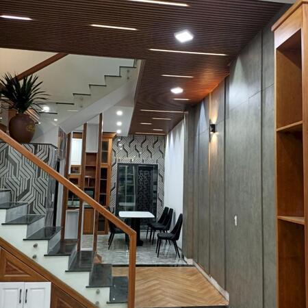 Bán nhà 3 tầng mới đẹp mặt tiền đường Nguyễn Huy Tự, Phường Hòa Minh, Quận Liên Chiểu.- Ảnh 13