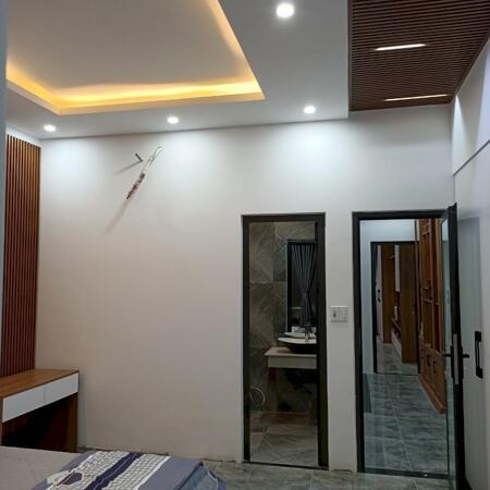Bán nhà 3 tầng mới đẹp mặt tiền đường Nguyễn Huy Tự, Phường Hòa Minh, Quận Liên Chiểu.- Ảnh 1
