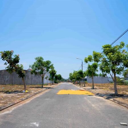 Đất mặt tiền đối diện khu phố chợ 100m2- Ảnh 1