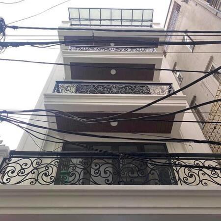 Bán nhà Cù Chính Lan, 66m mặt tiền 5m, gần phố, nhà mới cực đẹp.- Ảnh 1