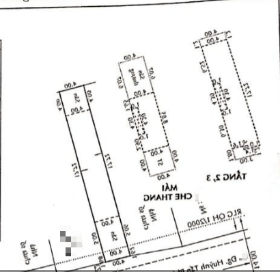 Bán nhà 4x28 MT đg Lê Thị Chợ ,1T 3L ,xây dựng kiến trúc hiện đại- Ảnh 2