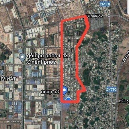 Đất Thành Phố Thủ Dầu Một 5X20:100M²- Ảnh 5