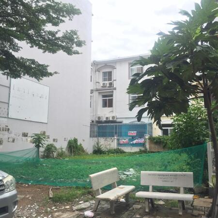 Cần bán lô đất mé chung cư Sky Garden, Phú Mỹ Hưng với giá đầu tư- Ảnh 1