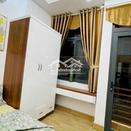 Nguyễn Tư Giãn P12,Q.g.v,Hẻm3,Một Lầu 2 Phòng Ngủ2Wc- Ảnh 8