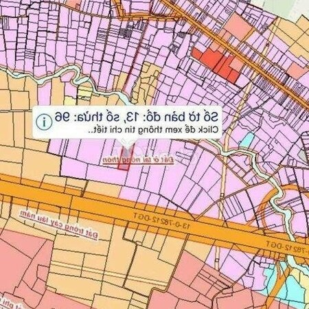 Đất Long An_Long Thành Cửa Ngõ Sân Bay Ltdiện Tích8594M- Ảnh 1