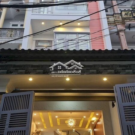 Nhà Đẹp Lê Văn Khương-Hxt-4X16.5M-5Pn-6Wc- 70 Triệu- Ảnh 3
