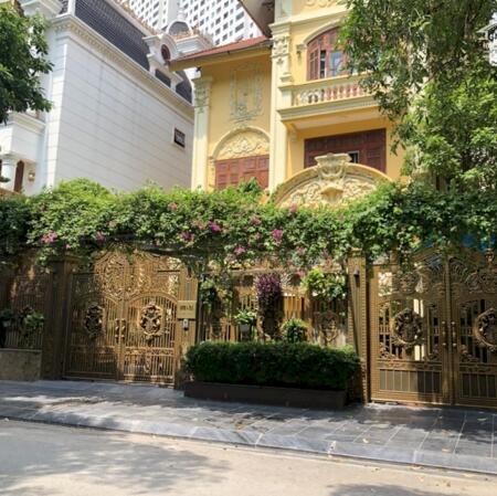 Bán nhà phố Hoàng Đạo Thành, Thanh Xuân 199m, MT 19m, lô góc, đầu tư siêu lợi nhuận. LH: 0354158787.- Ảnh 2
