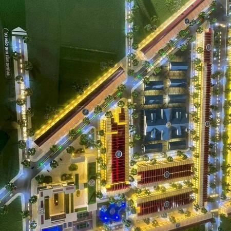 Mặt bằng khu đô thị Sao Mai - Triệu Sơn - Thanh Hoá  giá chủ đầu tư- Ảnh 1