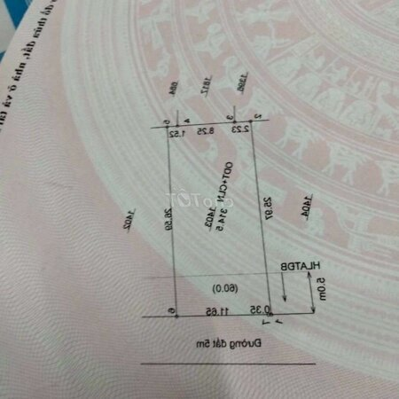 Bán Gấp 314M2 Chánh Phú Hòa Chỉ 1.9 Tỷ- Ảnh 1