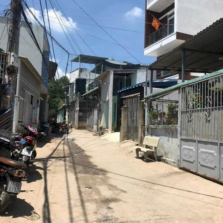 Nhà mặt tiền đường 28 Long thạn mỹ diện tích 65m cấp 4 giá tốt- Ảnh 1