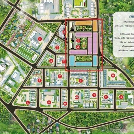 KĐT hiện đại bậc nhất Ban Mê Thuột - đất nền sổ đỏ kdt Ân Phú - chỉ từ 668tr/nền- Ảnh 2