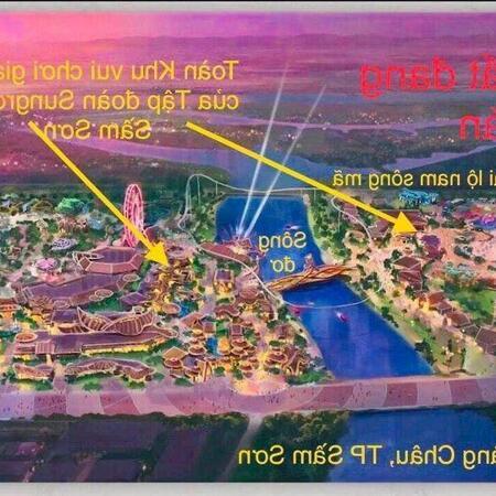 Đất Duyên Hải mb1729 Quảng Châu Sầm Sơn- Ảnh 2