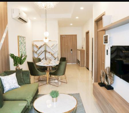 Cần bán căn hộ 83m2-3 phòng ngủ,full nội thất-sổ hồng lâu dài- Ảnh 1