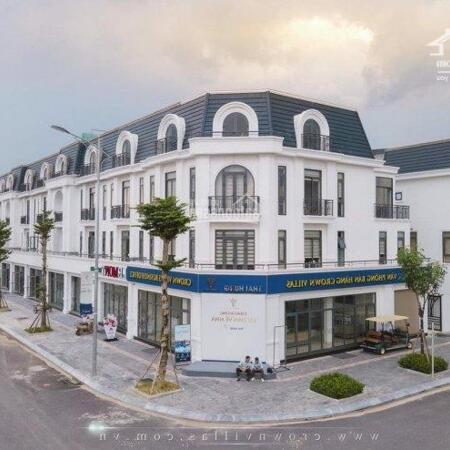 Mở bán Dự án Crown Villas TP Thái Thái Nguyên mua nhà mới, đổi nhà cũ lấy nhà mới với giá 0 đồng- Ảnh 6