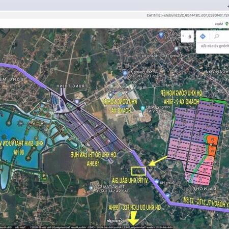 Thanh lý Đất Nền dự án cạnh Vườn Vua Resort, Quy Hoạch FLC, mặt đường tỉnh lộ 317C, DT 100-160m2, giá 1-1,4tỷ- Ảnh 5