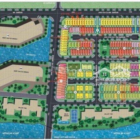 Chính Chủ Biệt Thựdiện Tích9X17M(Có Sổ) Jamona City Q.7- Ảnh 3
