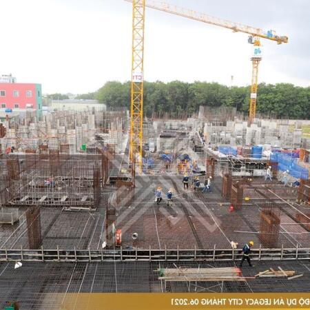Bán căn hộ giá rẻ chỉ 899 triệu ở Thuận An. View hồ bơi. LH: 0374804086- Ảnh 1