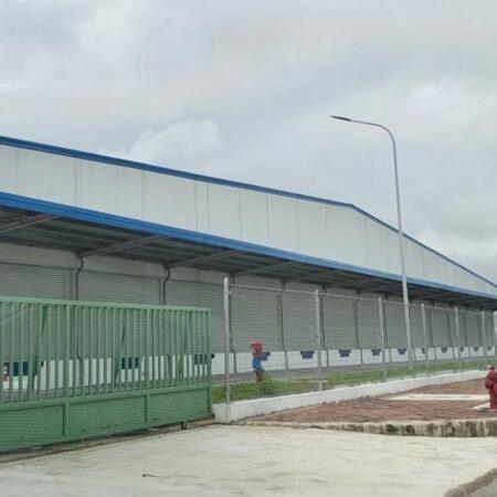 Cho thuê 13000m kho xưởng tại KCN Đài Tư, Long Biên giá rẻ- Ảnh 1
