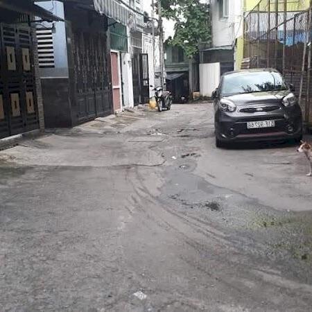 Nhà Bình Thạnh 96m2 giá chỉ 6.3 tỷ - Hẻm xe tải đường Phan Văn Trị, Phường 11- Ảnh 4