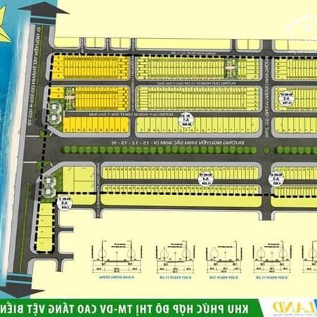 Bán đất mt Khu A1 Phương Trang  - ven biển Hòa minh  - liên Chiểu  - đà nẵng- Ảnh 1