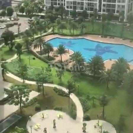 Cho Thuê Căn Studio View Hồ Bơi Siêu To S3.05- Ảnh 1