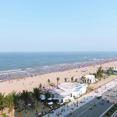 Bán đất xây khách sạn tại khu đô thị nghỉ dưỡng biển FLC SẦM SƠN THANH HÓA- Ảnh 2