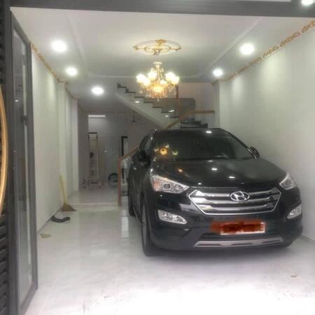Bán nhà HXH 12m Nguyễn Hữu Tiến, 64m2, đẹp như mặt tiền, ngay TTTM, 6.5 tỷ.- Ảnh 2