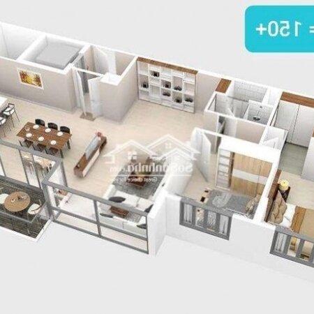 Biệt Thự Trên Không 160M² 3 Phòng Ngủtại Ecopark- Ảnh 4