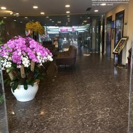 Cần bán toà nhà mới MT Nơ Trang Long, Bình Thạnh, 170m2, 7tầng+tmáy. Giá 36tỷ- Ảnh 4