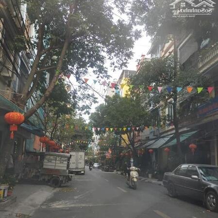Bán nhà mặt phố Quang Trung, Hà Đông. Kinh doanh tốt, 2 mặt tiền. 71m 4 tầng. Giá 10,4 tỷ- Ảnh 3