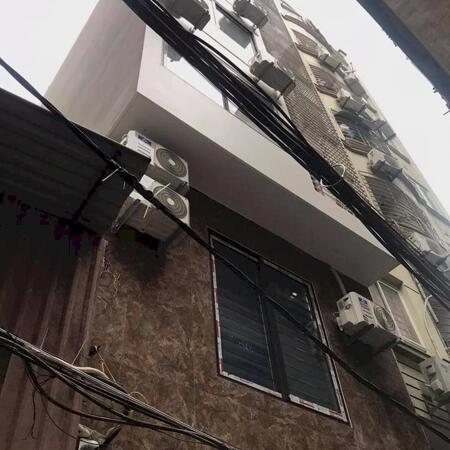 Chính chủ bán chung cư mini Bà Triệu 70M 7 Tầng-Thang máy-Dòng tiền 600tr/năm-Giá 6,6 tỷ- Ảnh 5
