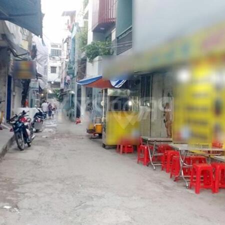 Bán Nhà 2 MẶT TIỀN Hẻm Xe Hơi Nguyễn Văn Cừ Quận 5 gần ĐH Sư Phạm chỉ 9.5 tỷ TL- Ảnh 1