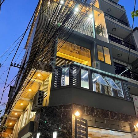 Bán Nhà Nở Hậu Mỡi Xây 237m2 5PN Trần Hưng Đạo Quận 5 - Xe hơi đậu trong nhà chỉ 17 tỷ TL- Ảnh 4