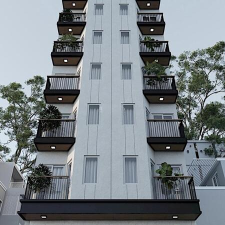 Bán toà kinh doanh căn hộ dịch vụ doanh thu 200 tr/tháng, giá 28.6 tỷ- Ảnh 2